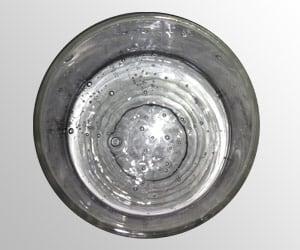 Wasser aus Trinkwassersprudler